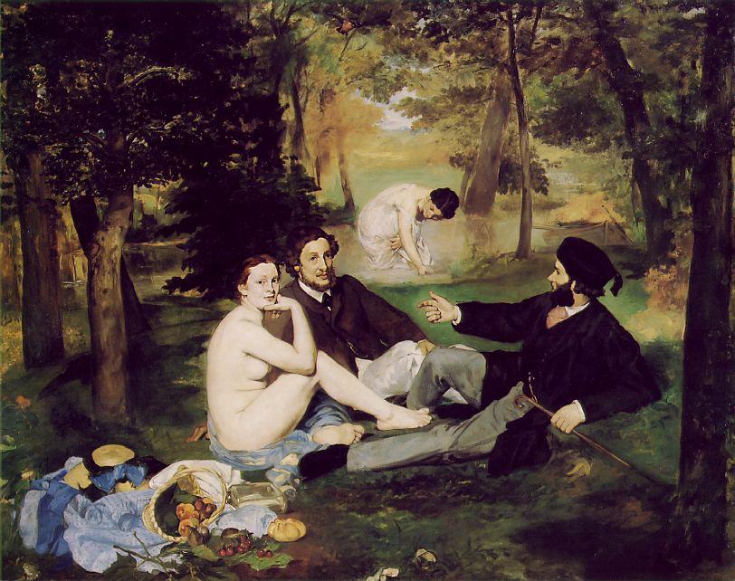 Manet,_Edouard_-_Le_Déjeuner_sur_l'Herbe_(The_Picnic)_(1)