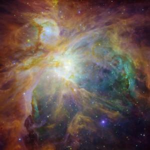 Spitzer Nebula