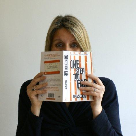 Tina Seskisw book